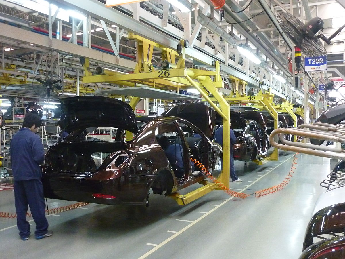 Kaizen & Lean Manufacturing START