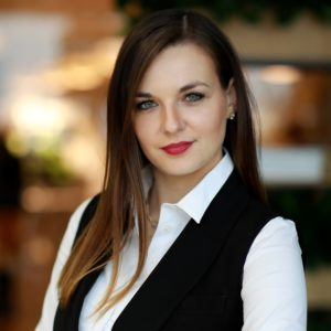 Renata Hartle COLLIERS INTERNATIONAL