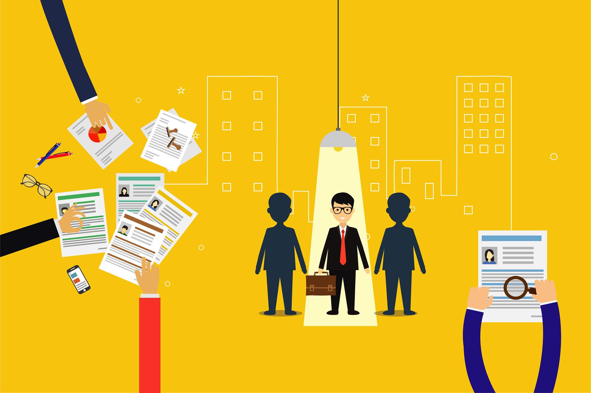 Nowoczesne rekrutacje – jak je przeprowadzać?