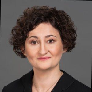 Monika Gorgoń, Giełda Papierów Wartościowych