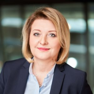 Izabela OLSZEWSKA, Giełda Papierów Wartościowych w Warszawie